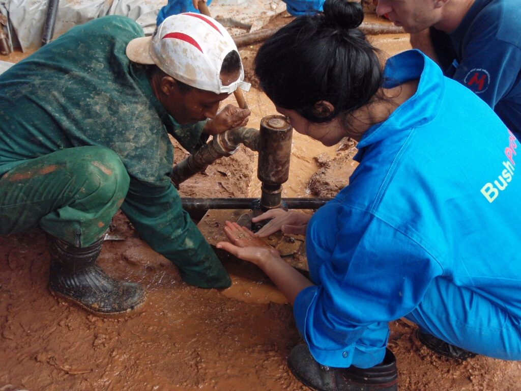BushProof training drilling practical